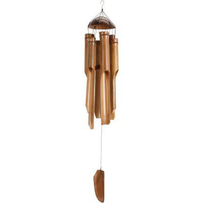 Campana de viento de bambú 91,44 cm