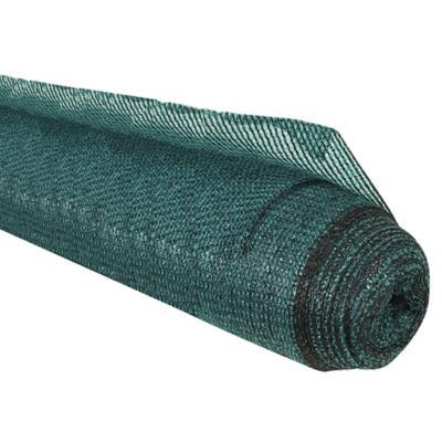 Malla Raschel 5x2.10m verde y negro