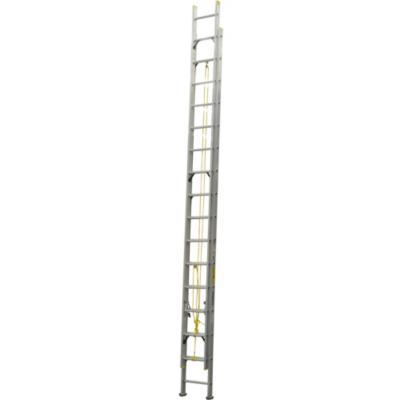 Escala telescópica aluminio 32 peldaños Resistencia 105 Kg