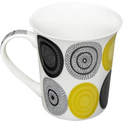 Tazón 385 ml amarillo