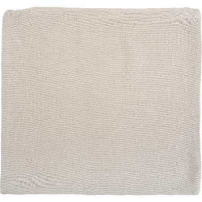 Funda para cojín algodón 45x45 cm crudo