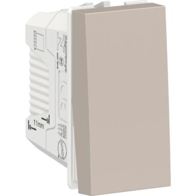 Módulo interruptor 9/24 16 A Beige Orion