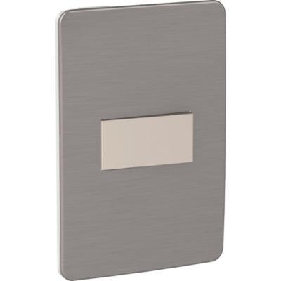 Interruptor simple (9/12) 16 A Bronce