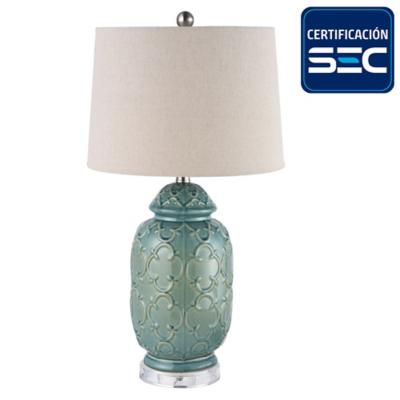 Lámpara de mesa 69 cm 60 W