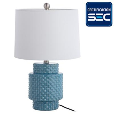 Lámpara de mesa 51 cm 60 W