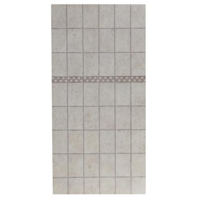 fibrocemento simplisima 6mm x 120x240 marmolado beige