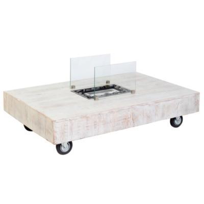 Mesa madera 32x84x134 cm