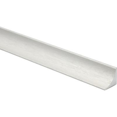 Perfil PVC 5x6 cm blanco