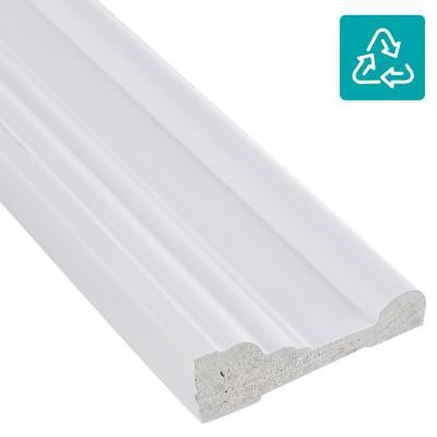 Moldura blanca GP387 25X82X240 cm
