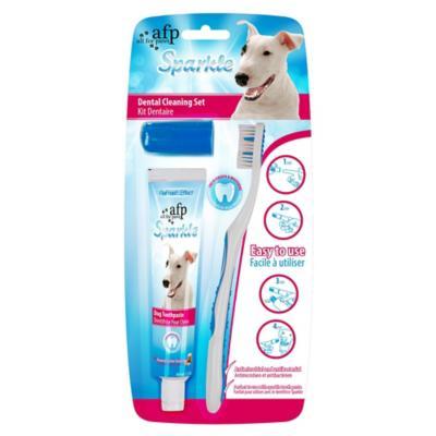 Kit dental para perro 3 piezas