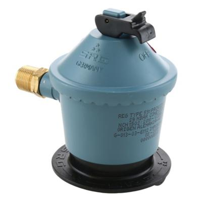 "Regulador de gas 3/8"" 2-5-11-15 kg"