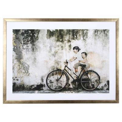 Cuadro 70x50 cm Happy Wall Ride