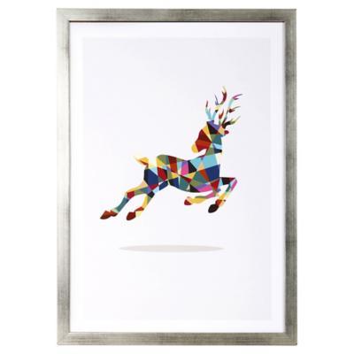 Cuadro 50x35 cm Color Deer