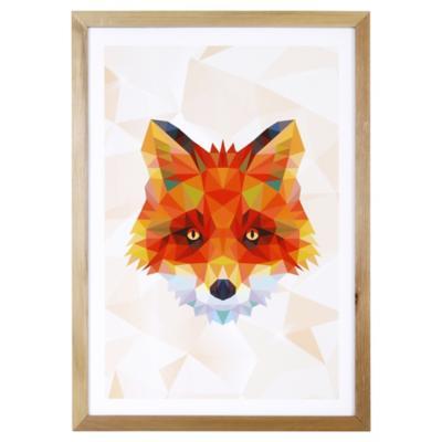 Cuadro 50x35 cm Fox