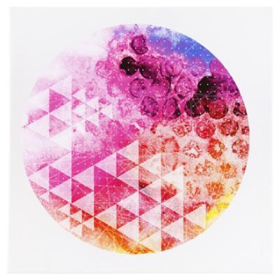 Canvas decorativo Pink Moon 60x60 cm