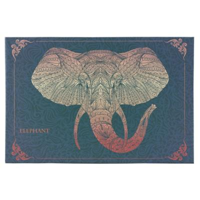 Canvas decorativo Etnic Elephant 60x90 cm