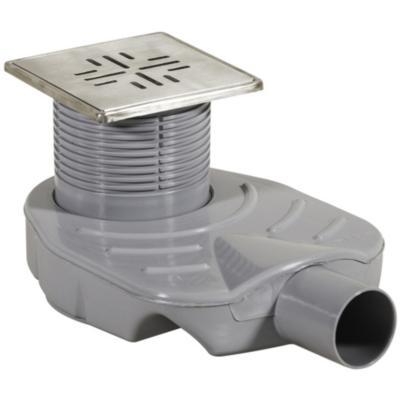 Desagüe acero 120X120 mm