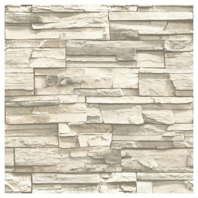 Rollos autoadhesivos Reutilizables piedra laja 52x503 cm