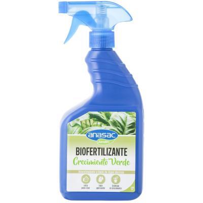 Biofertilizante para crecimiento verde 500 ml spray