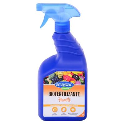 Biofertilizante para huerto 500 ml spray