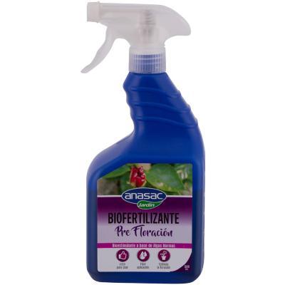 Biofertilizante para prefloración 500 ml spray