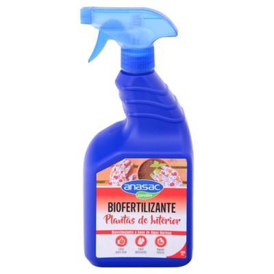 Biofertilizante para Plantas de Interior 500 ml spray