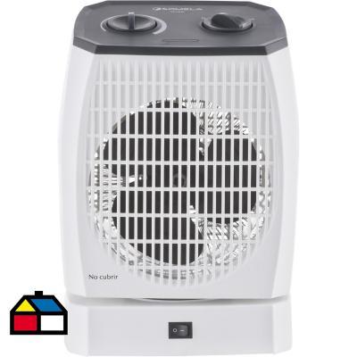 Termoventilador eléctrico 2000 W