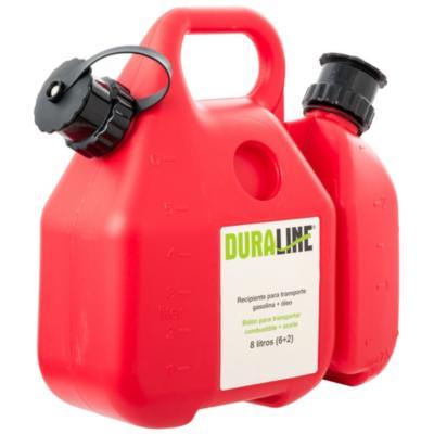 Bidón para transporte Combustible y Aceite