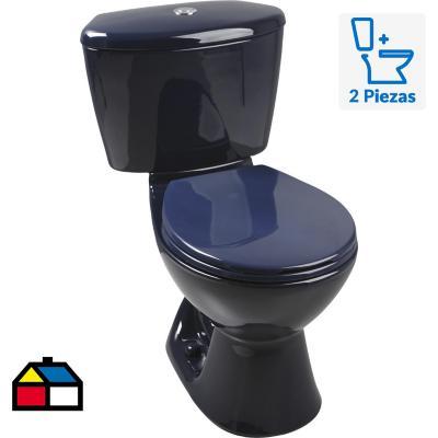 Toilet 4,8 litros azul