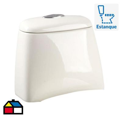 Estanque WC Ecoclean 6 litros Bone