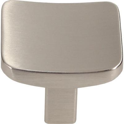 Perilla 32 mm níquel cepillado