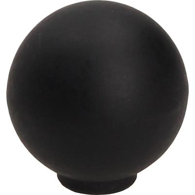 Bola abs 29 mm negro mate