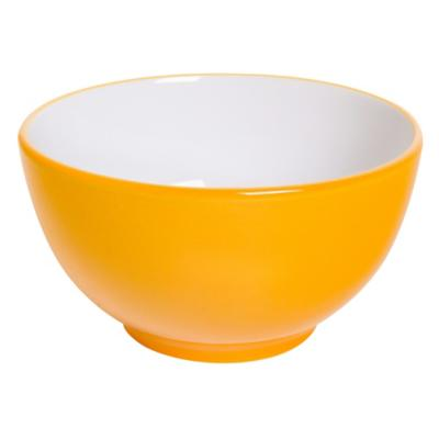 Set de bowls 4 unidades amarillo