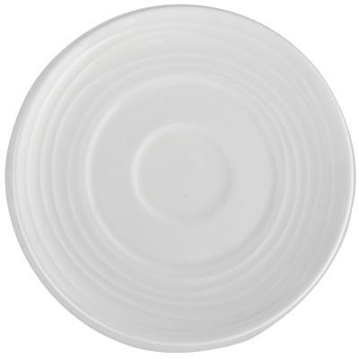Platillo para taza 12 cm blanco Ring