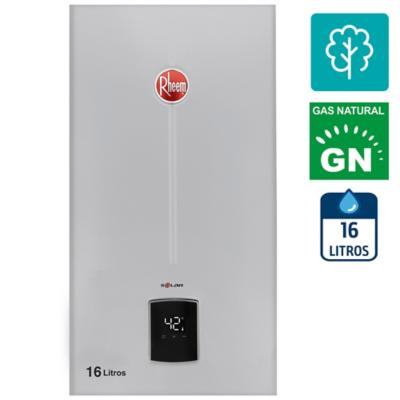 Calefont Gas natural 16 litros Tiro Natural