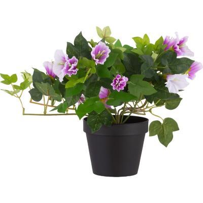Petunia artificial 32 cm lila
