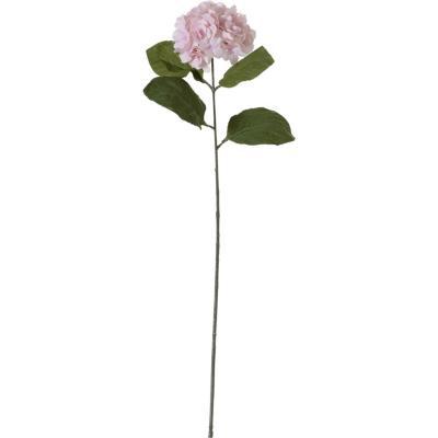 Hydrangea artificial 76 cm rosa