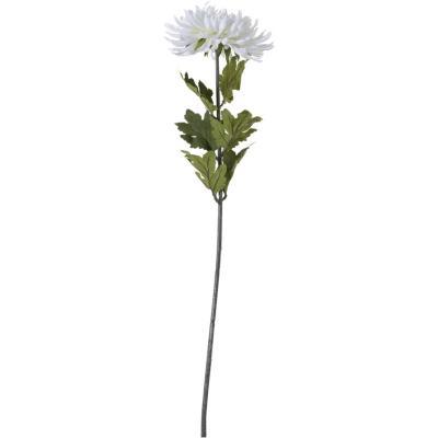Flor artificial 84 cm blanco