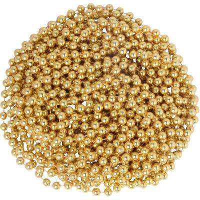 Guirnalda collar 80 cm dorado