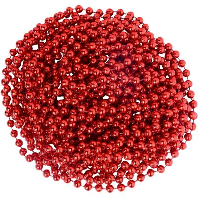Guirnalda collar 80 cm rojo