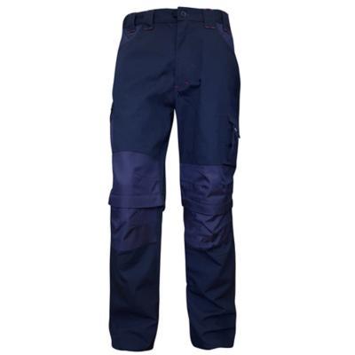 Pantalón Dakota desmontable azul L