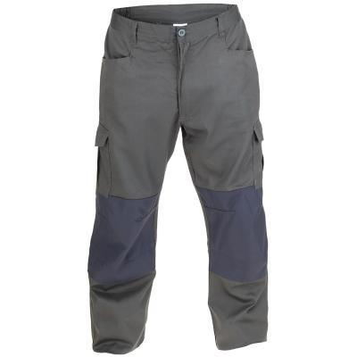 Pantalón cargo gris L