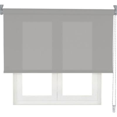 Cortina enrollable L2000 90x250 cm gris