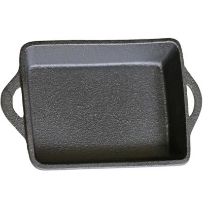 Plato rectangular 19x11x3,5 cm