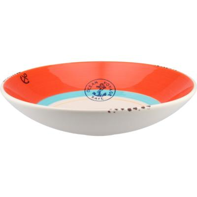 Set 2 bowl 20x5 cm Ocean