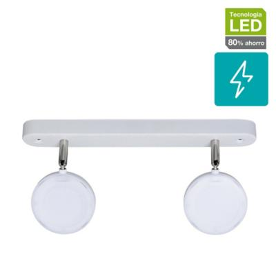 Barra LED LED Bianco 2 luces