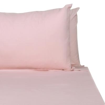 Funda para plumón rosado Superking