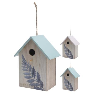 Casa decorativa para pájaros 23 cm