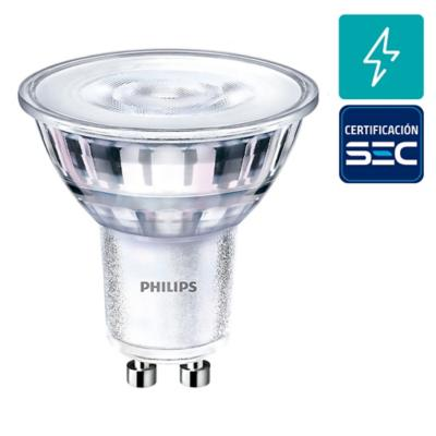 Pack de ampolletas LED GU-10 50 W Cálida 2 unidades