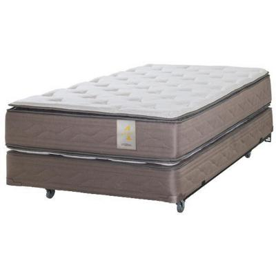 Box Spring New Style 4 1.5 Plazas Long BN